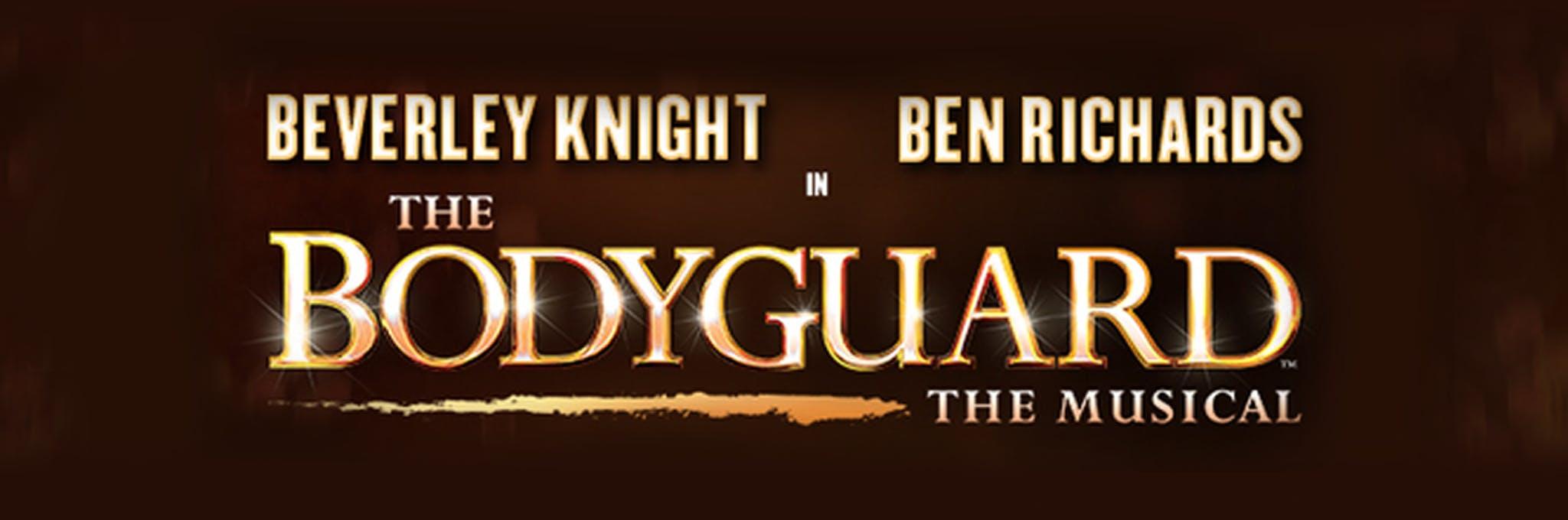 The Bodyguard Logo