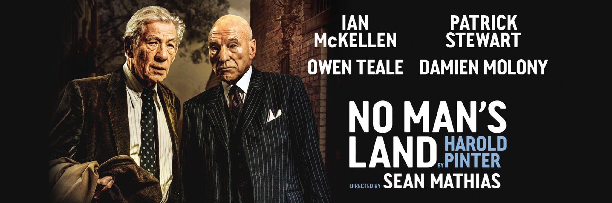 No Man's Land Logo