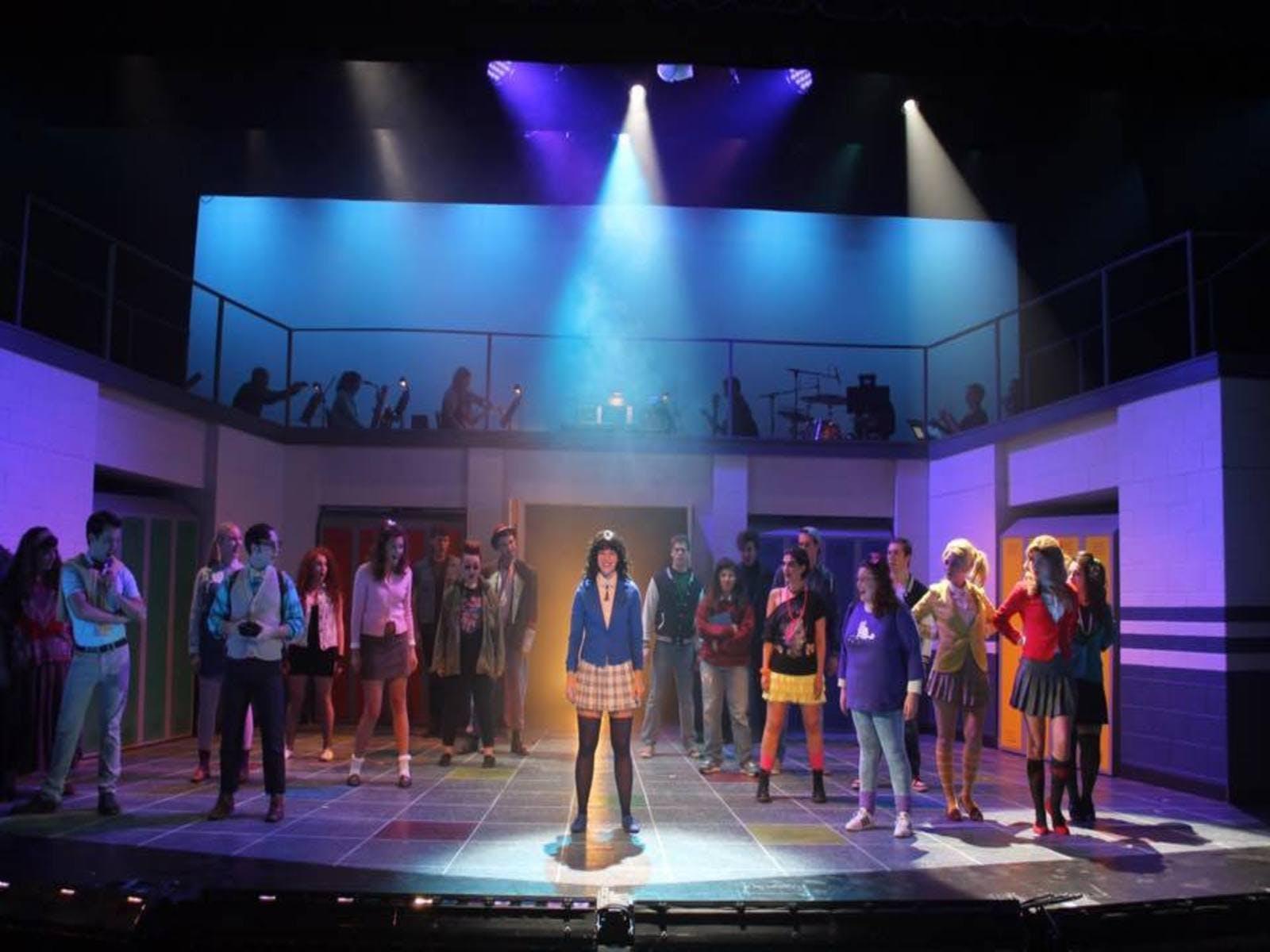 Heathers: The Musical Tickets   New York   TodayTix