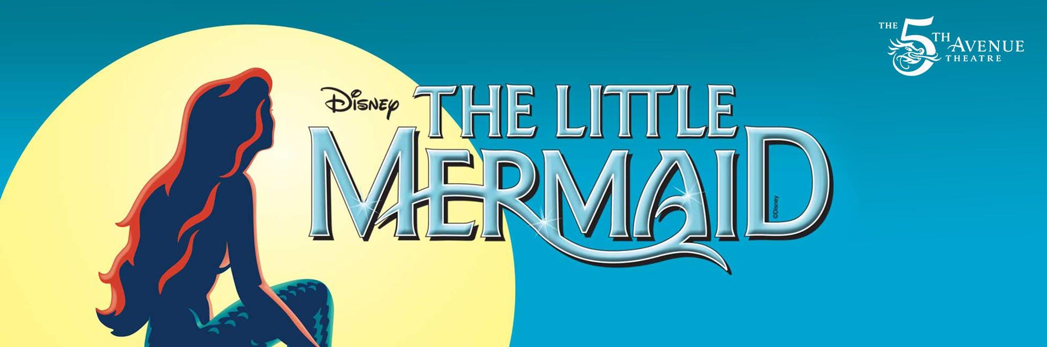 The Little Mermaid Logo