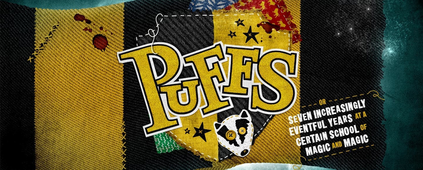 Puffs, or: Seven Increasingly Eventful Years at a Certain School of Magic & Magic