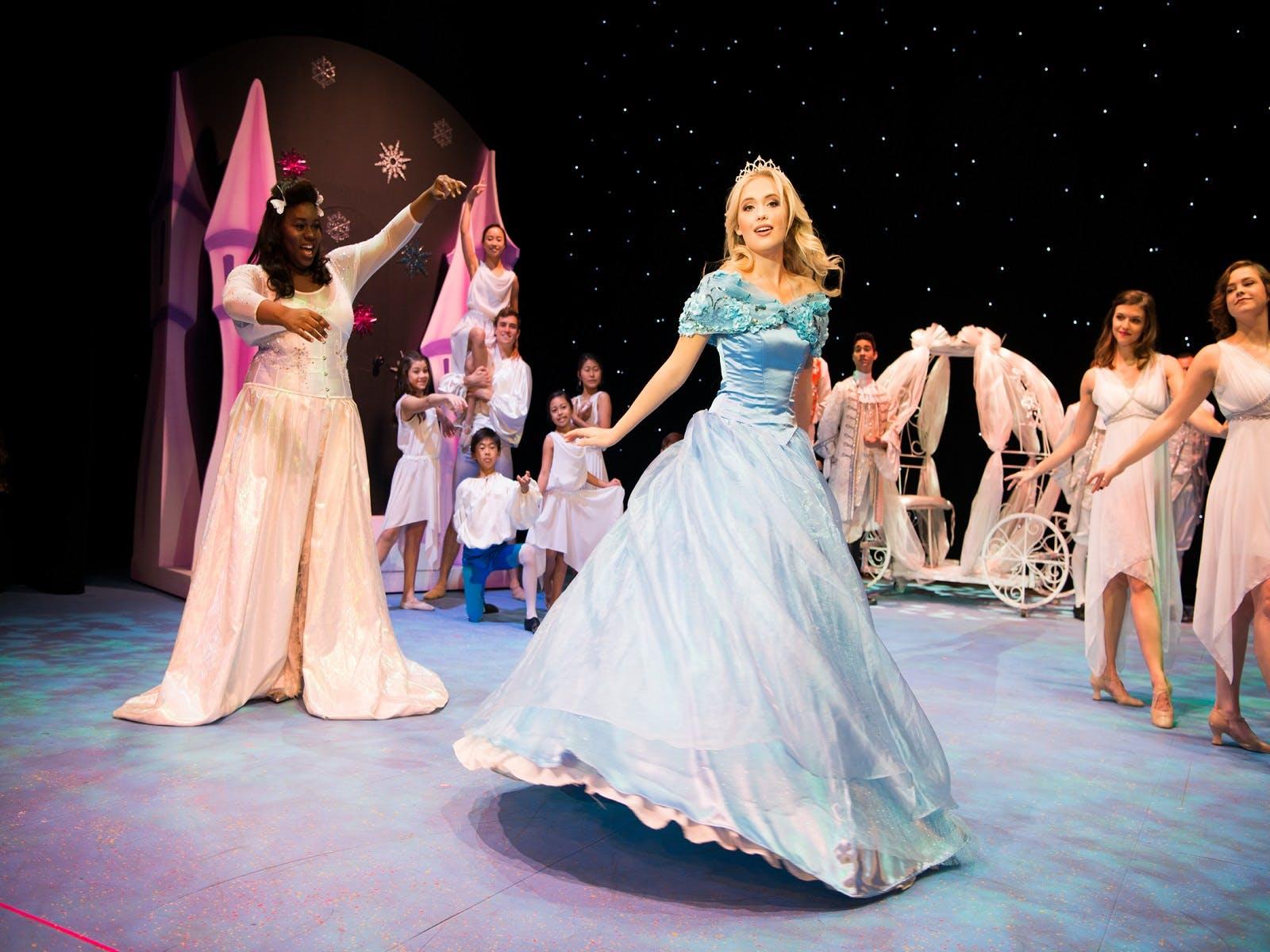 A Cinderella Christmas.A Cinderella Christmas Tickets Los Angeles Oc Todaytix