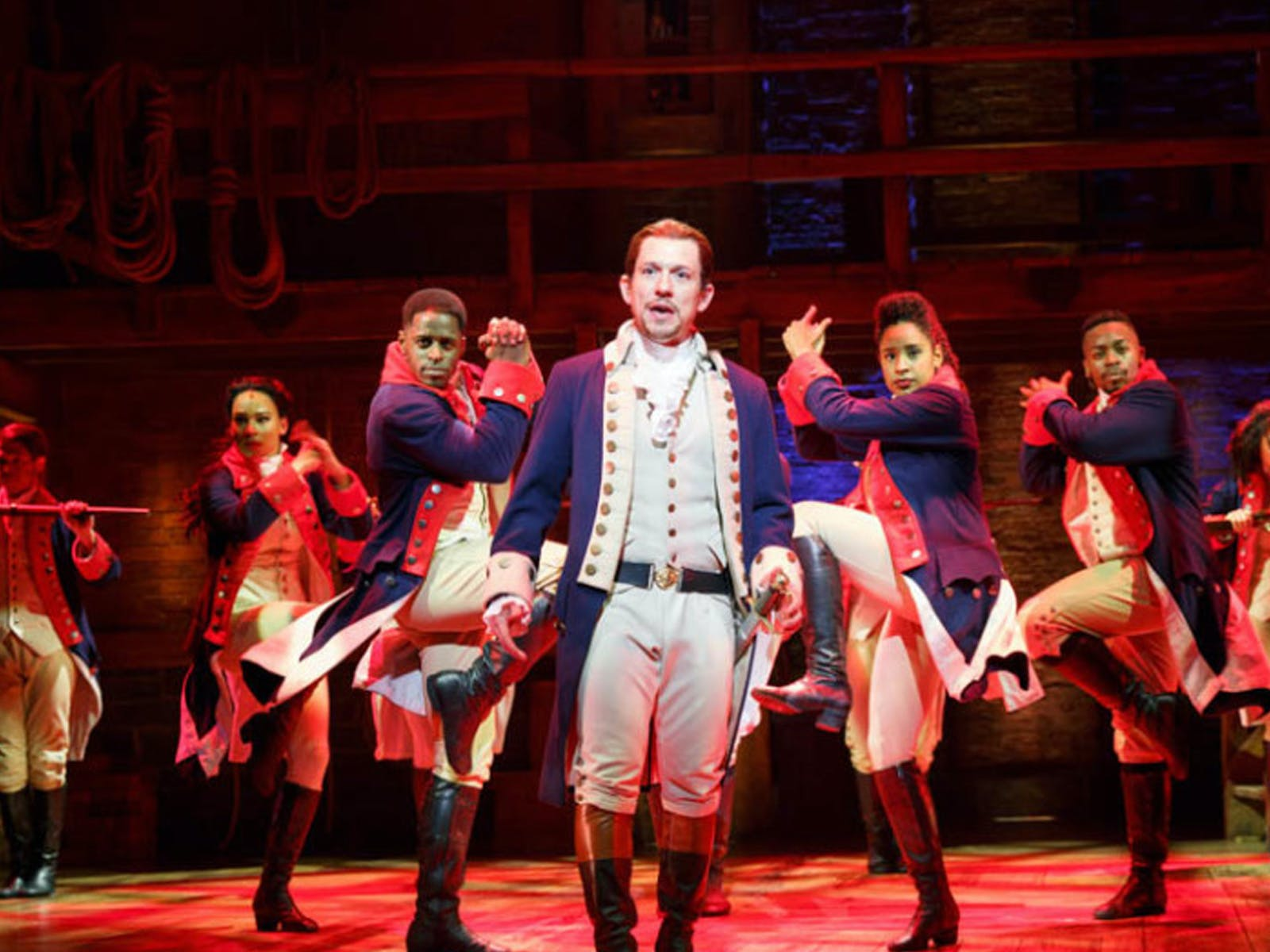 Hamilton Tickets | Chicago | TodayTix