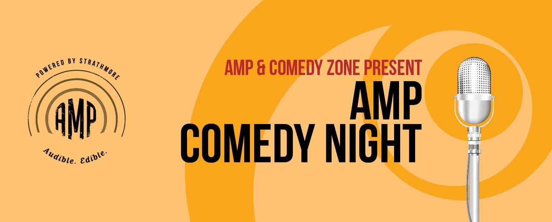 AMP Comedy Night