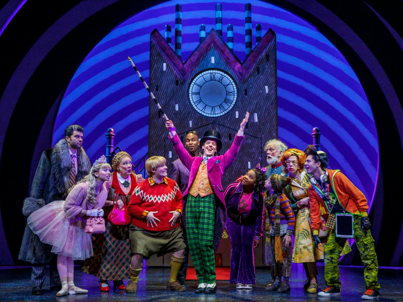 Charlie Chocolate Factory Tickets