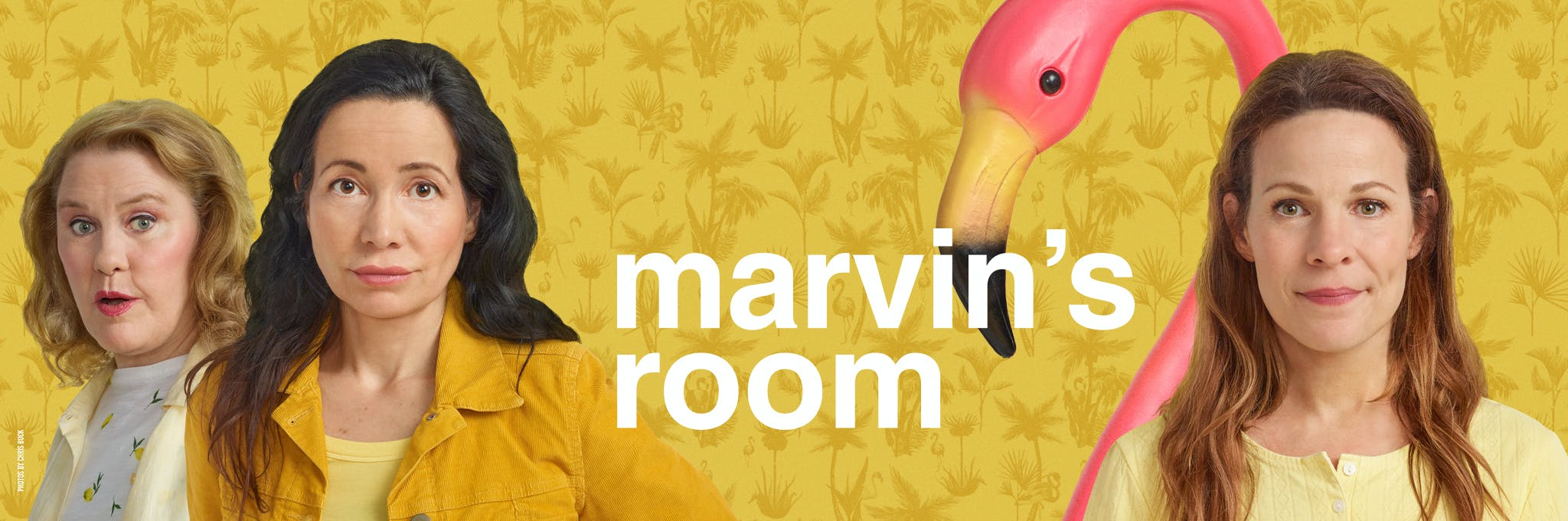 Marvin's Room Logo