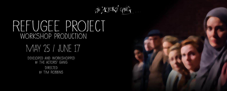 Refugee Project Workshop Production