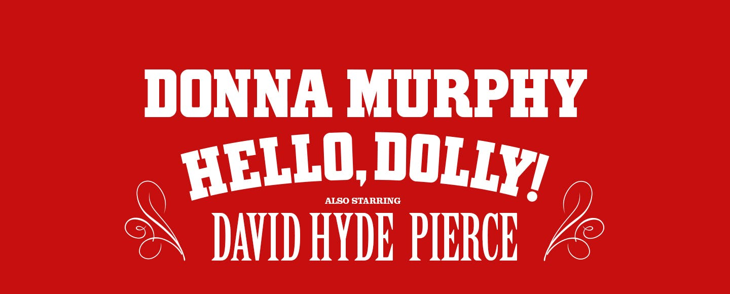Donna Murphy in Hello, Dolly!