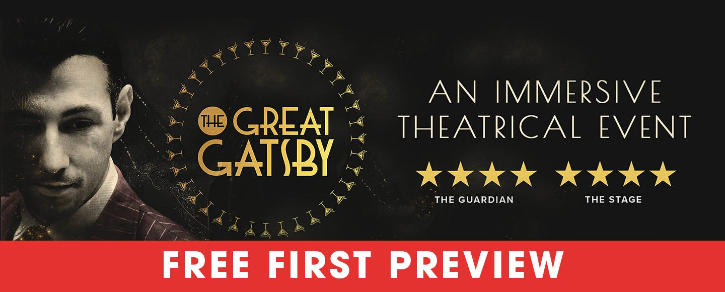 The Great Gatsby: Free First Preview