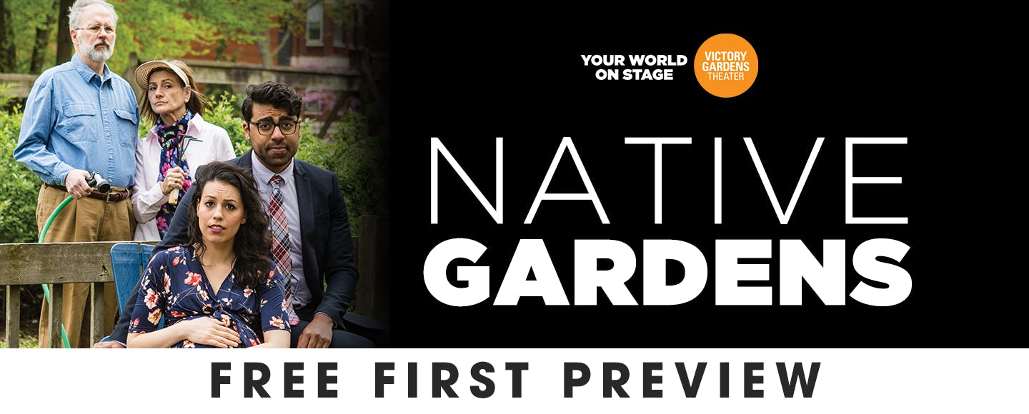 Free First Preview - Native Gardens
