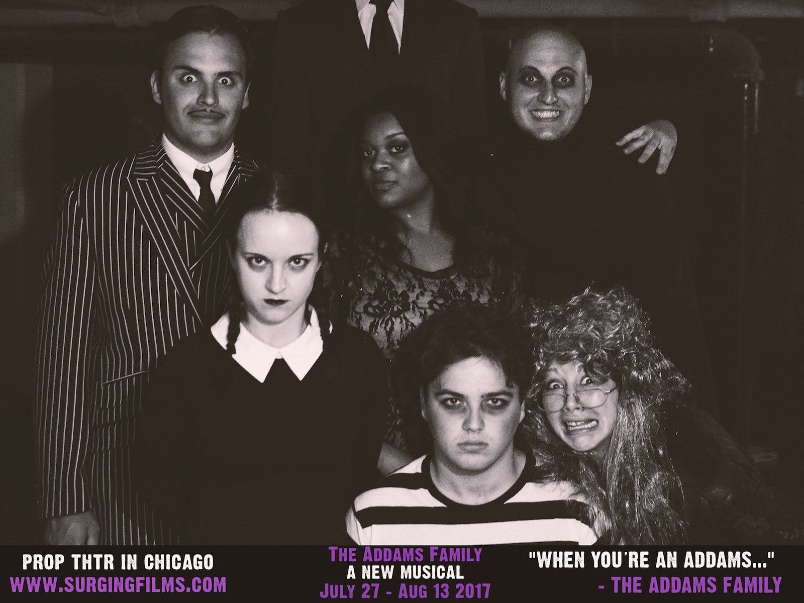 The Addams Family Tickets Chicago Todaytix