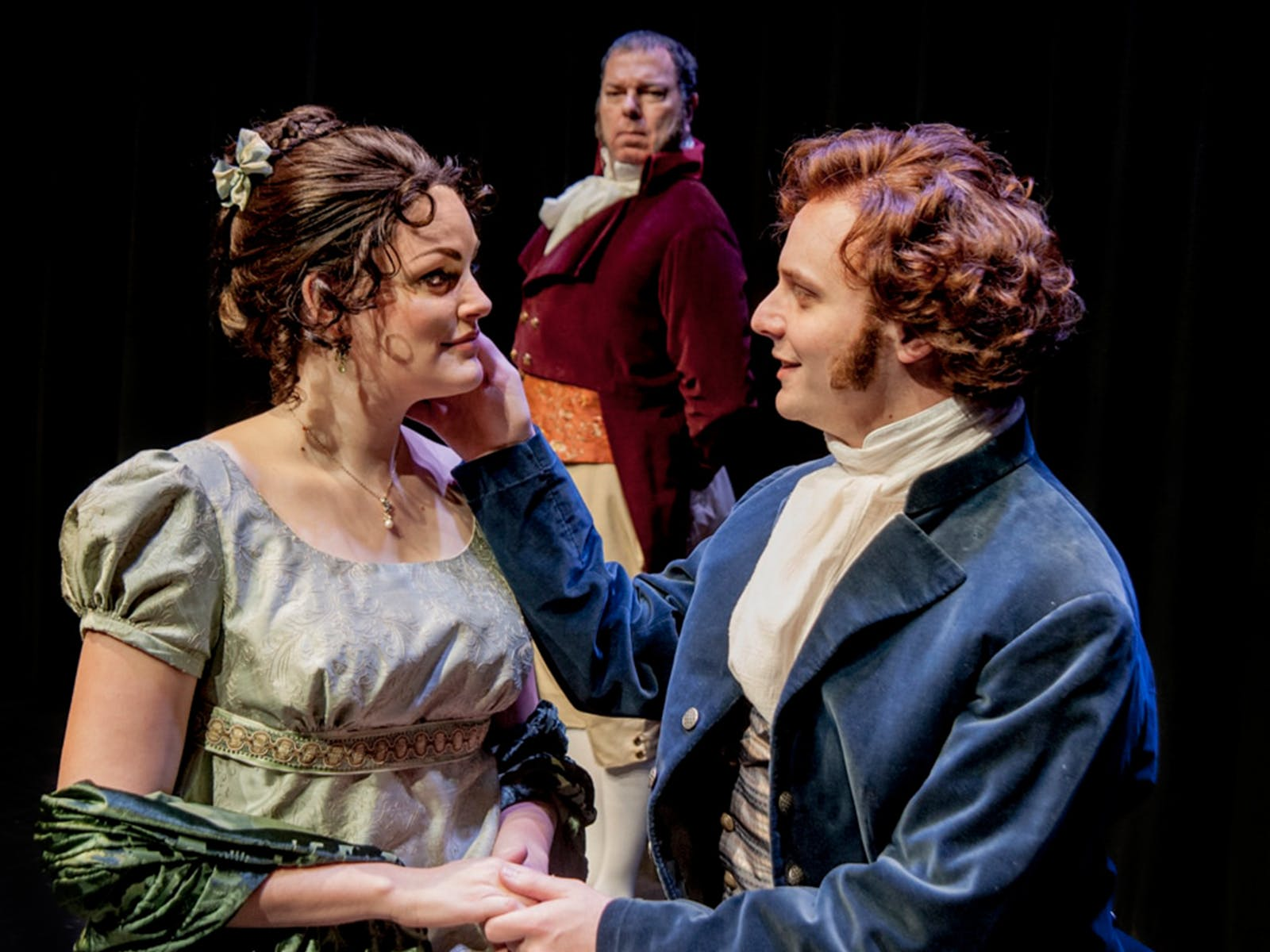 Image result for Persuasion: A New Musical Seattle