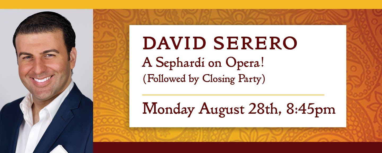 David Serero: A Sephardi on Opera