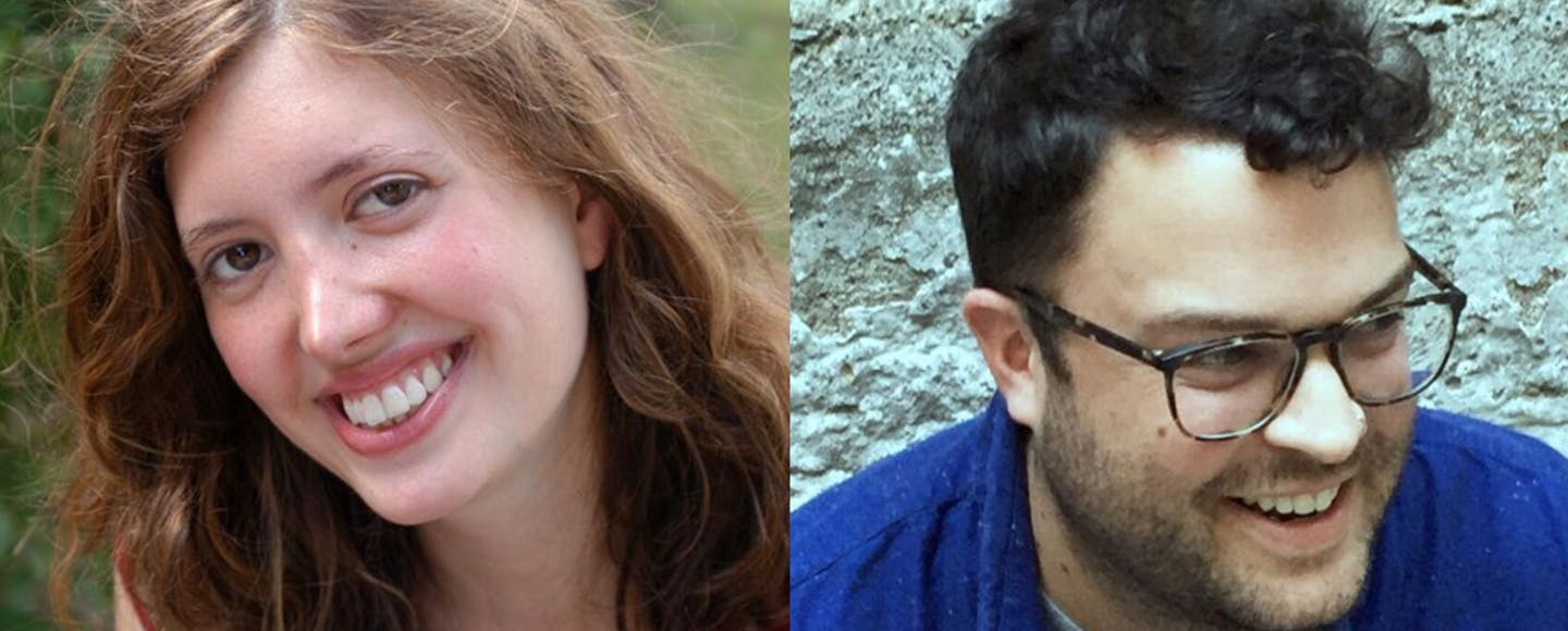 New Writers at 54! Songs by Julia Meinwald & Gordon Leary