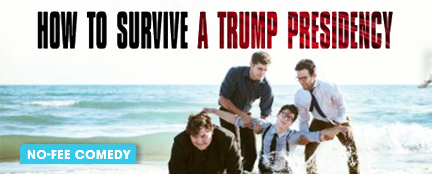 How to Survive a Trump Presidency