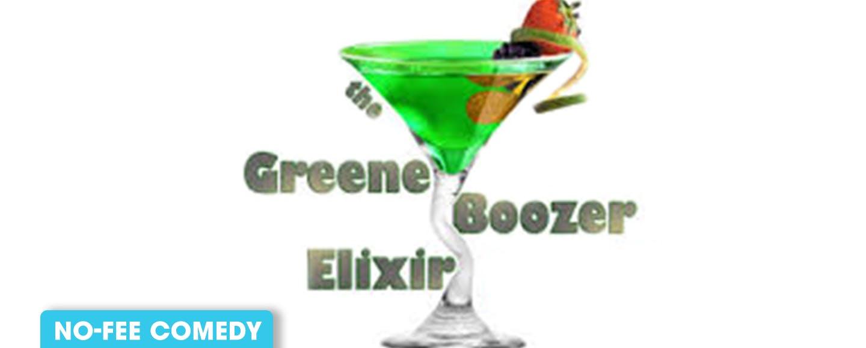 The Green Boozer Elixir