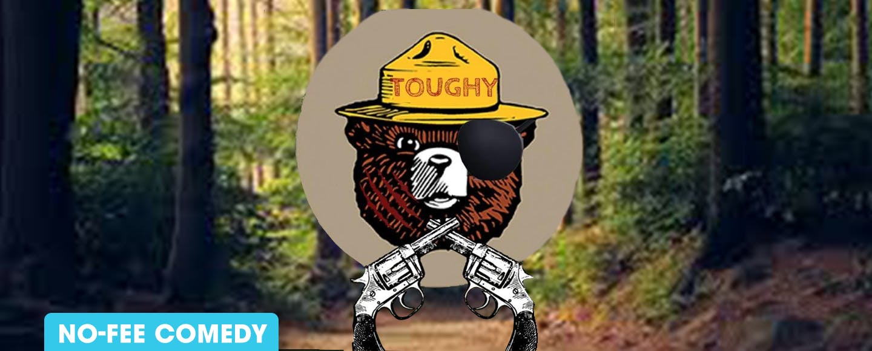 Mr. Richmond & Toughy the Bear