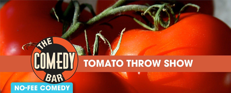 Tomato Throw Show