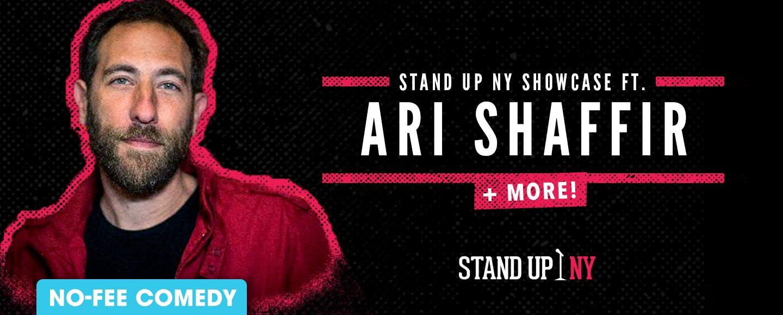 Stand Up NY Showcase ft. Ari Shaffir + More
