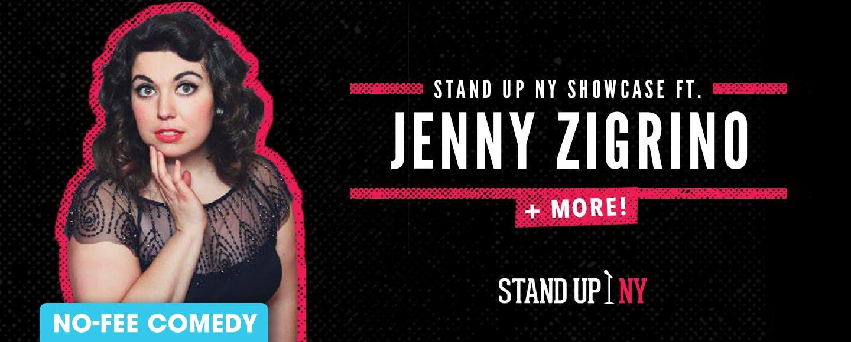 Stand Up NY Showcase ft. Jenny Zigrino + More
