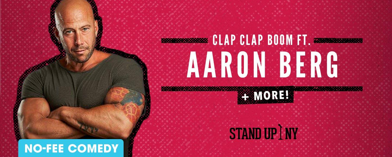 CLAP CLAP BOOM ft. Aaron Berg + More