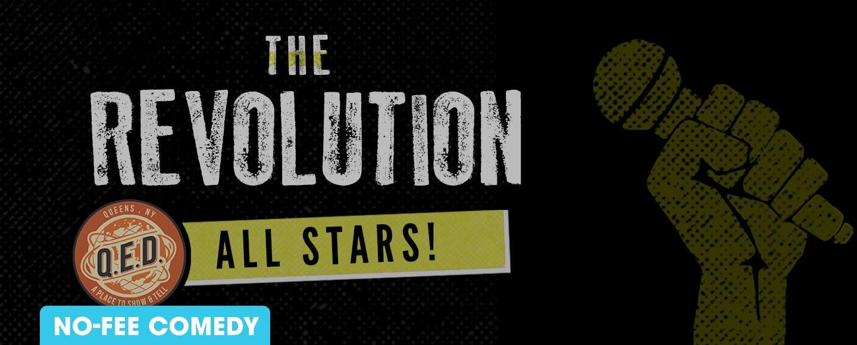 The Revolution: All Stars!