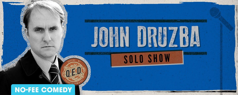 John Druzba Solo Show