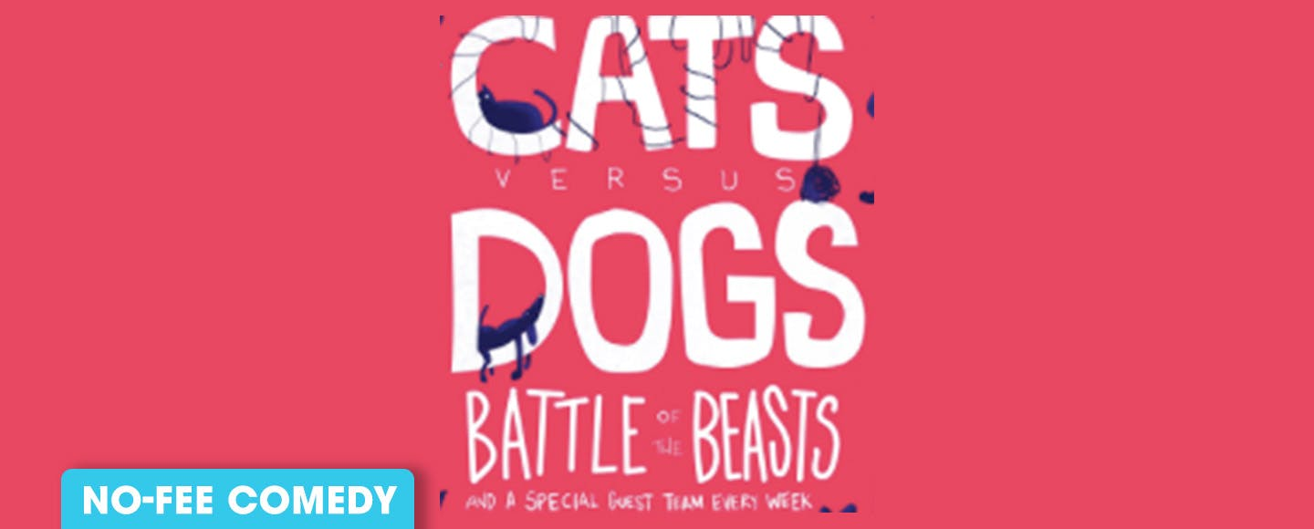 Cats vs Dogs: Battle of the BEASTS