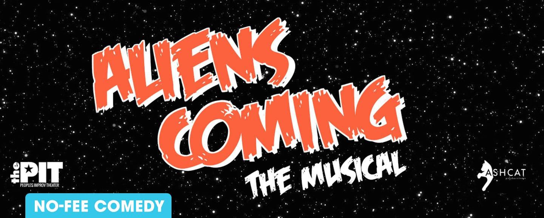 Aliens Coming