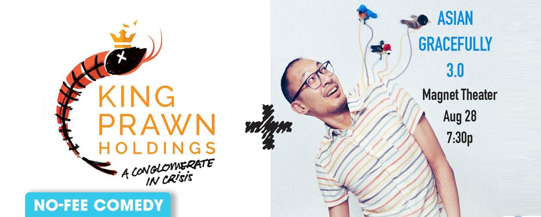 King Prawn Holdings + Asian Gracefully