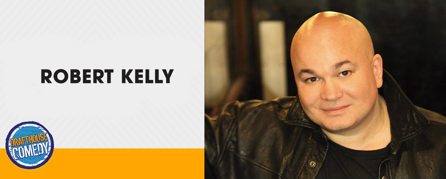 Robert Kelly at Drafthouse Comedy in DC