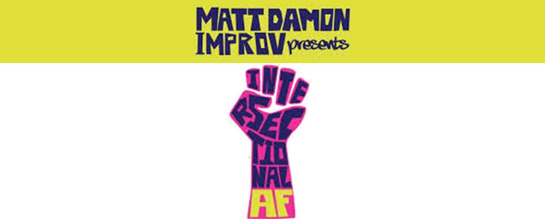 Matt Damon Improv