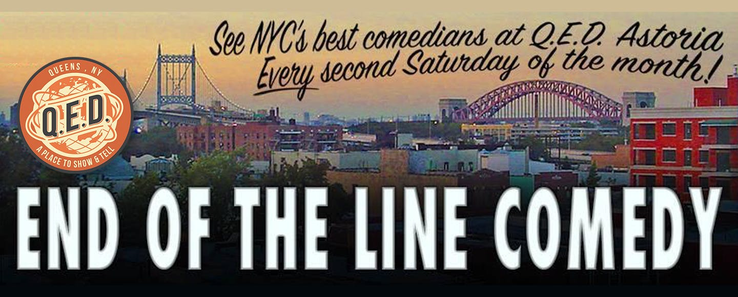 End of the Line Comedy