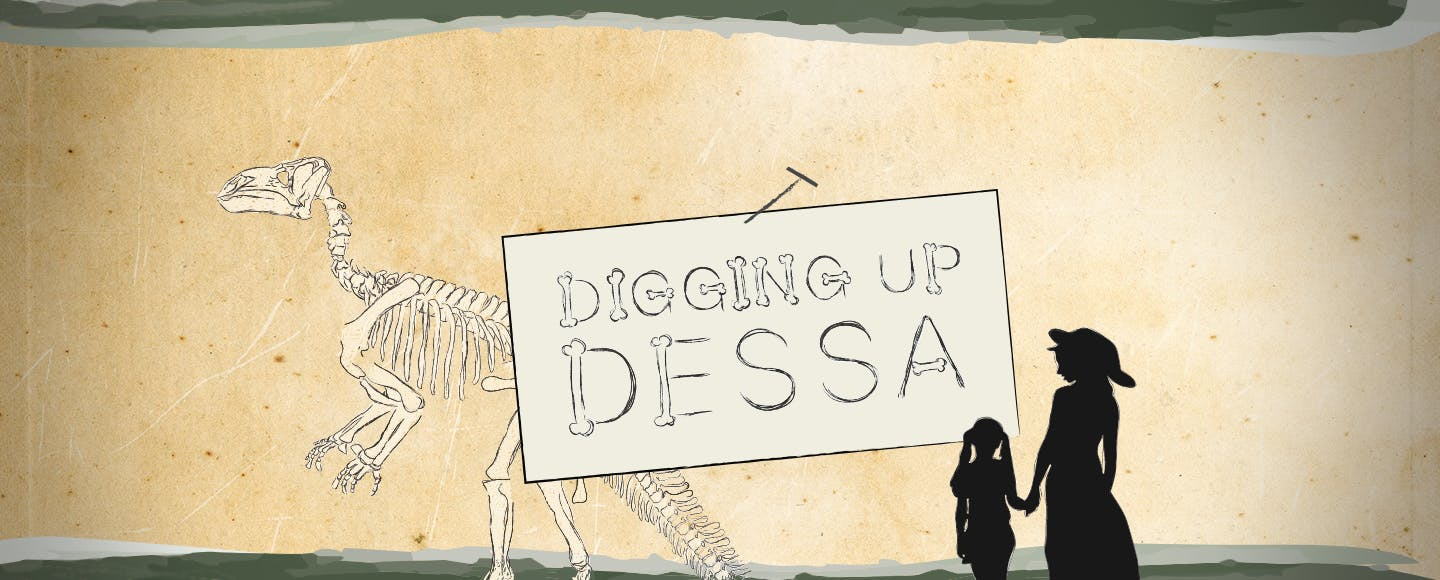 Digging Up Dessa