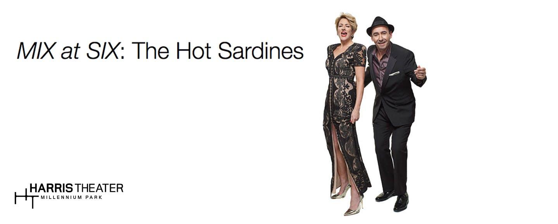 MIX at SIX: The Hot Sardines