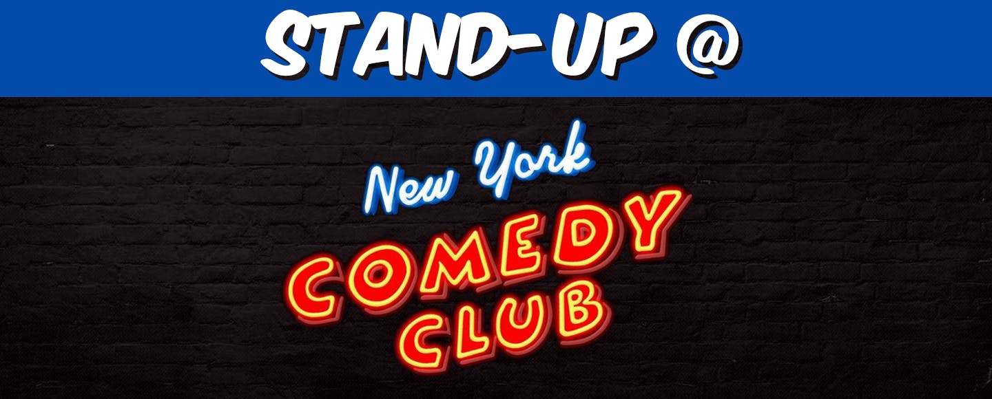 Stand Up at New York Comedy Club