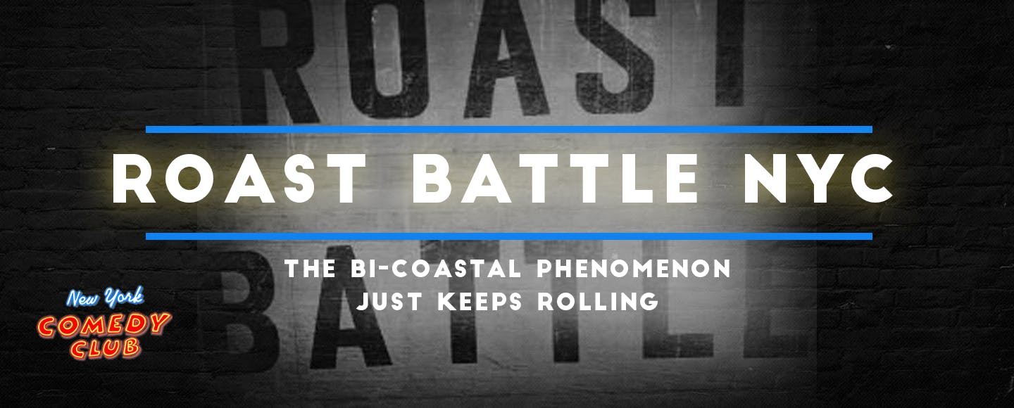 Roast Battle NYC