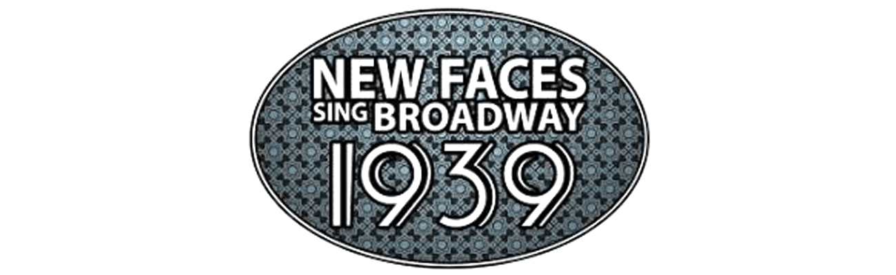 New Faces Sing Broadway 1939