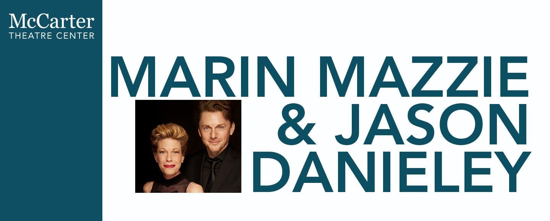 Marin Mazzie & Jason Danieley