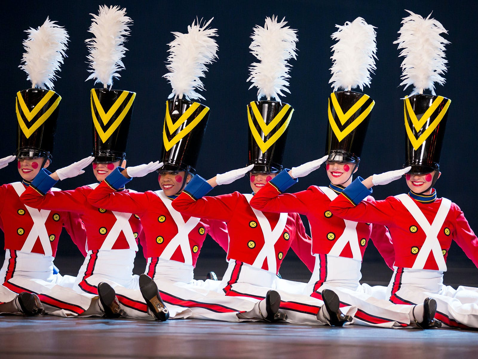 The Rockettes: Christmas Spectacular Tickets | New York | TodayTix