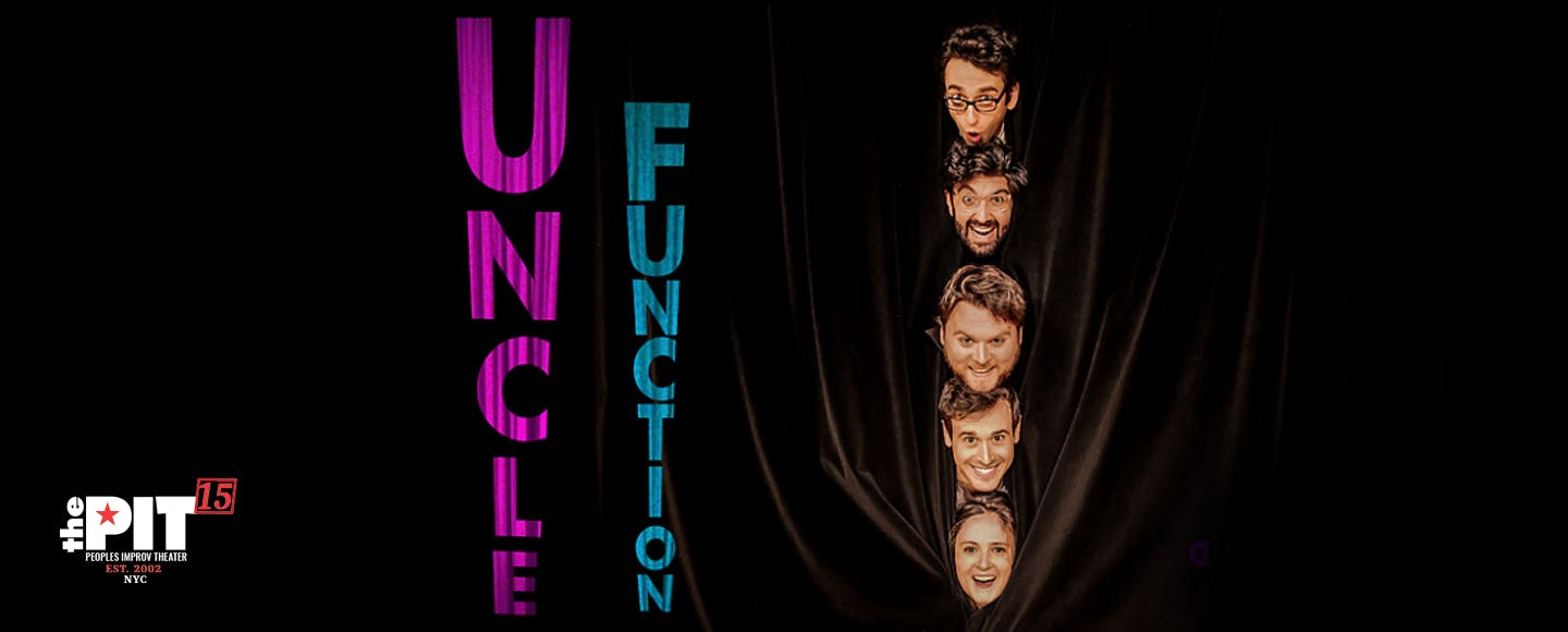 The Uncle Function Christmas (Not Holiday) Show