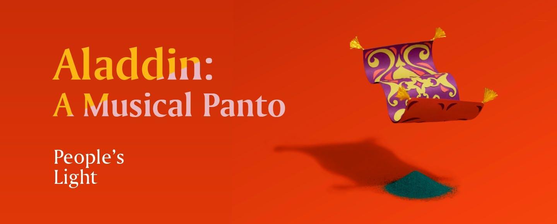 Aladdin: A Musical Panto