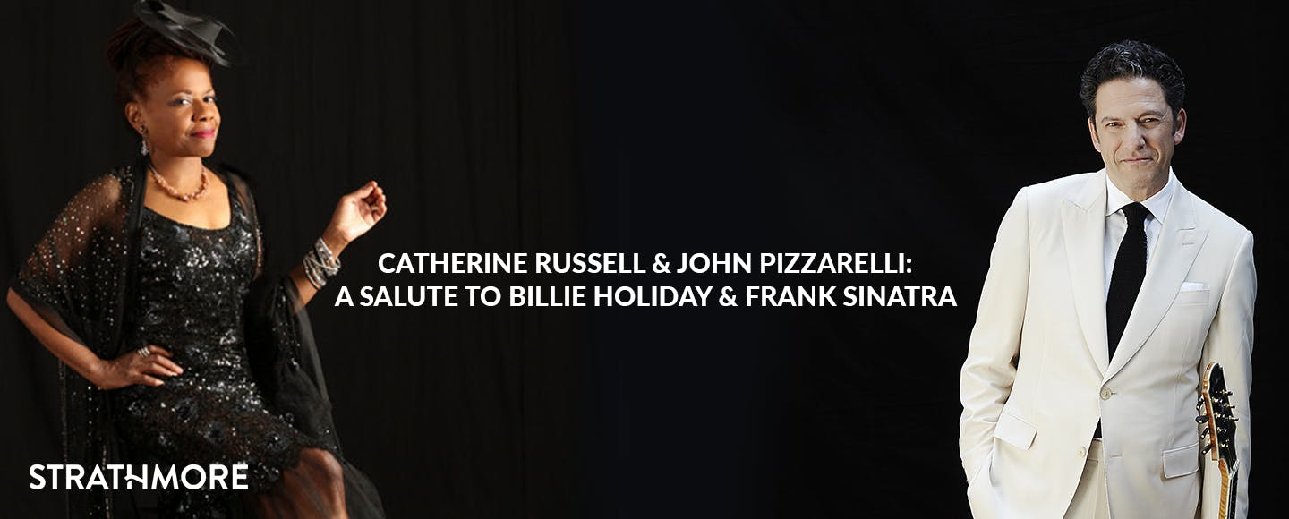 Catherine Russell & John Pizzarelli A Salute to Billie Holiday & Frank Sinatra