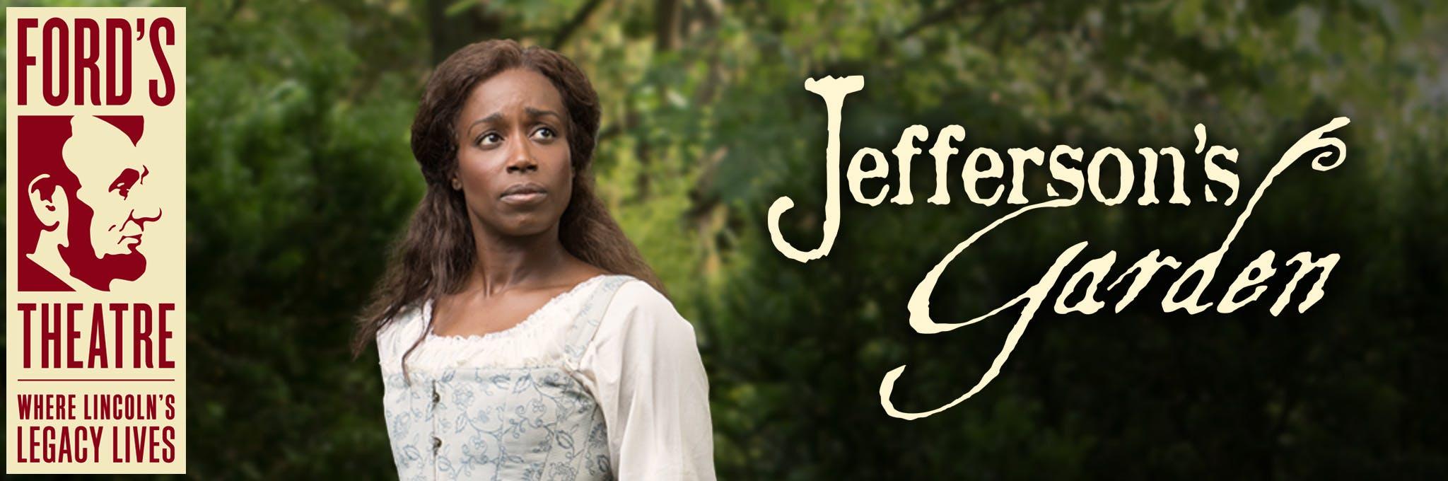 Free First Preview - Jefferson's Garden Logo