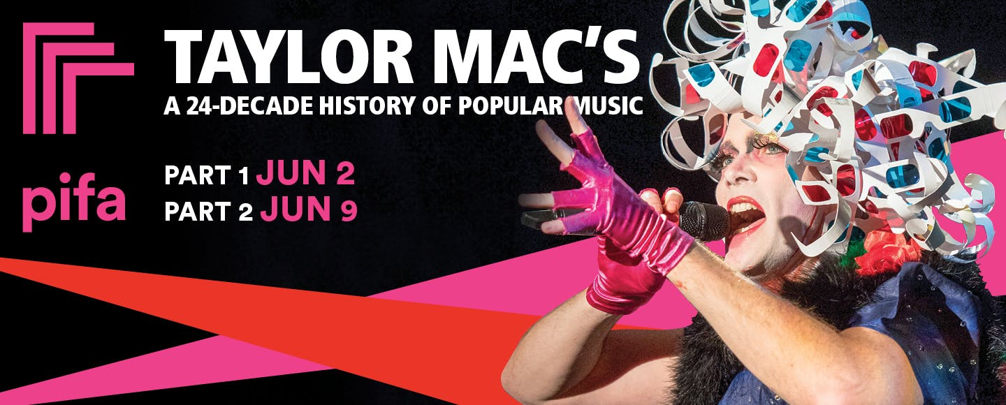 Taylor Mac: A 24-Decade History of Popular Music