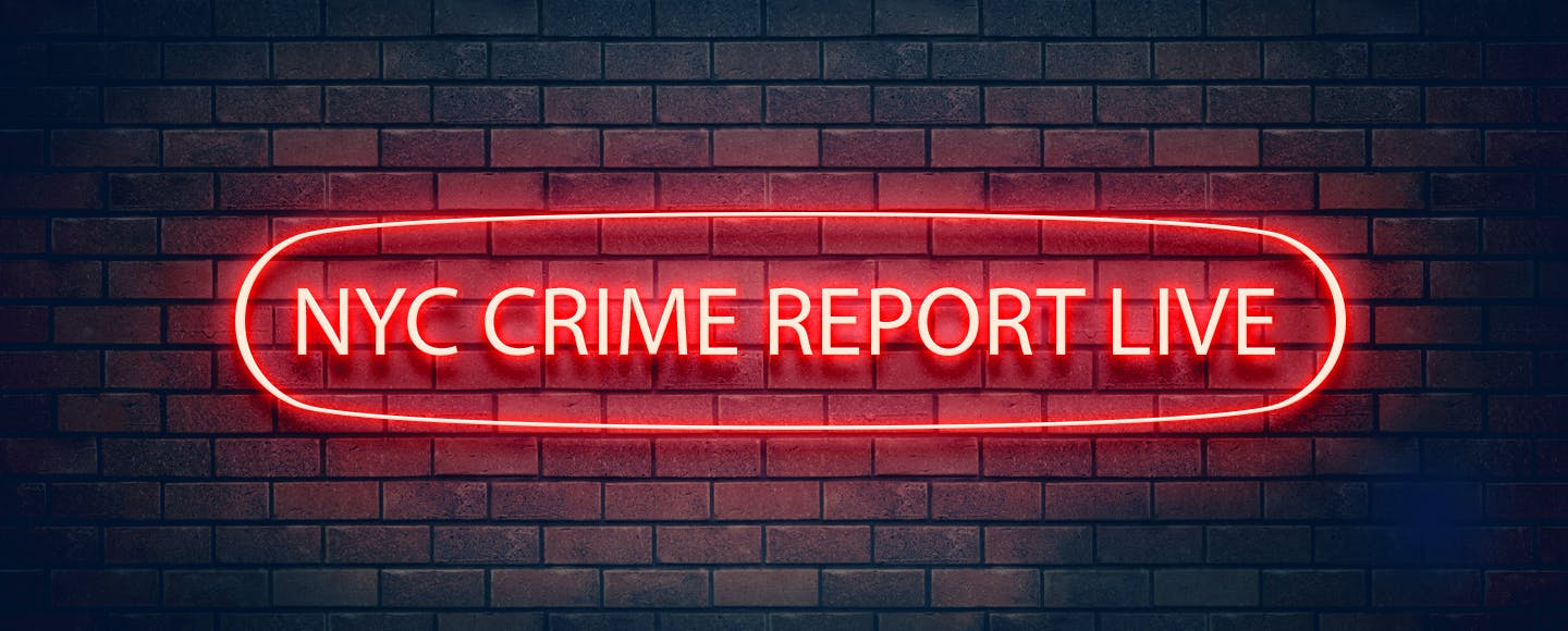 NYC Crime Report Live