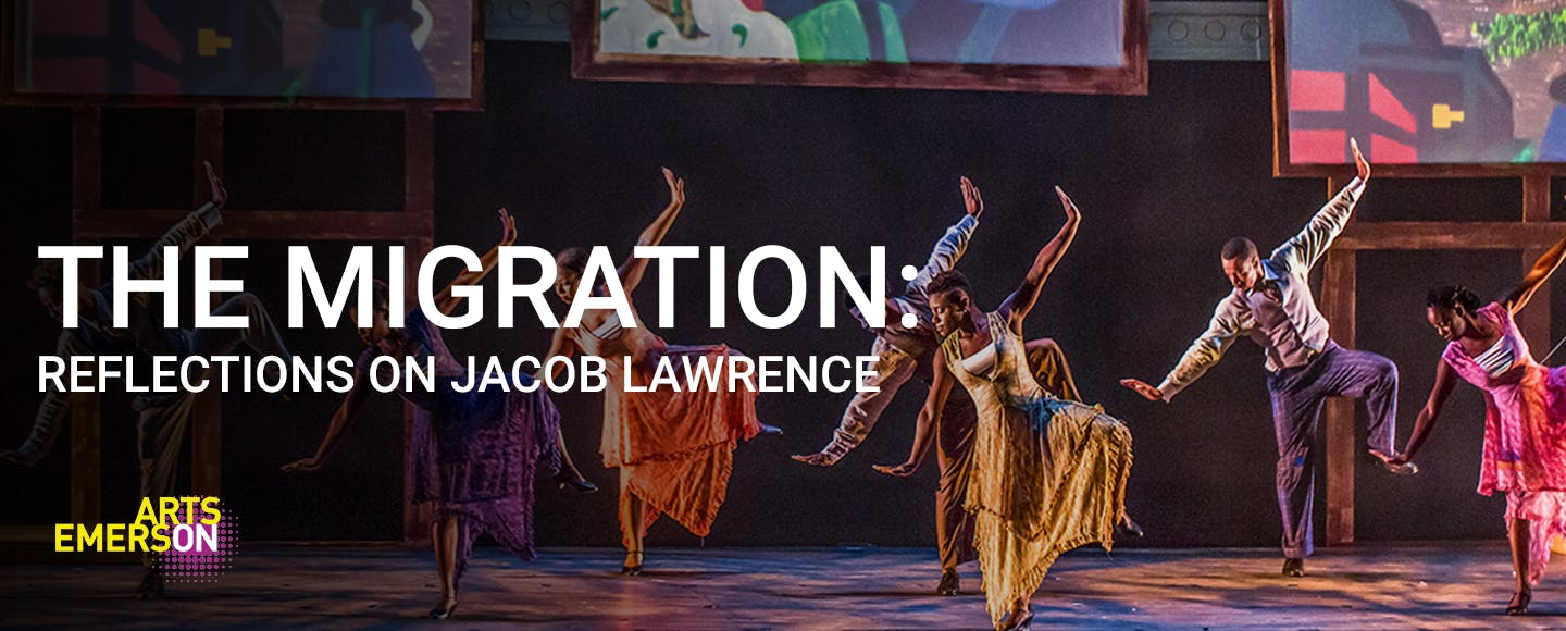 The Migration: Reflections on Jacob Lawrence