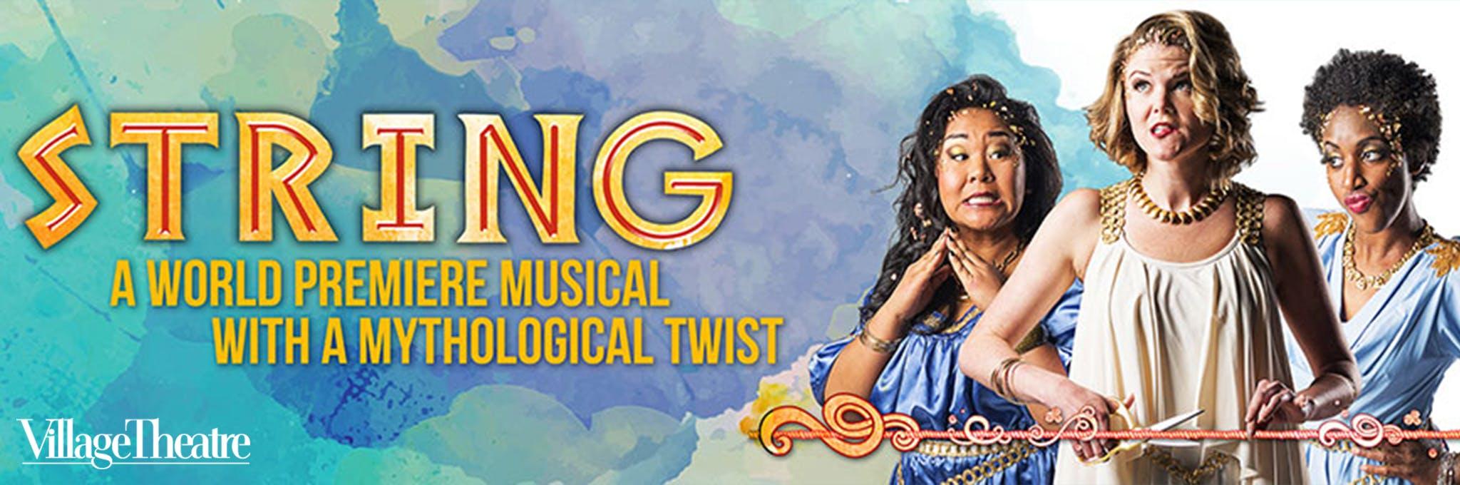 String - Issaquah Logo