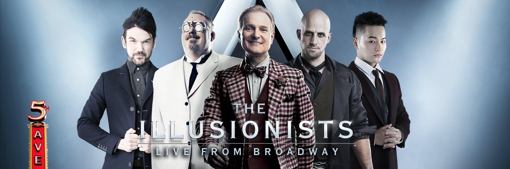 The Illusionists Logo
