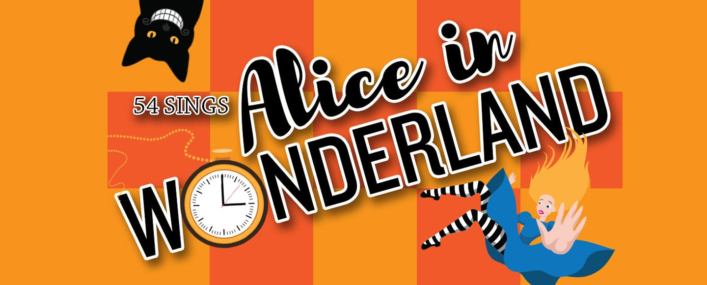 54 Sings Alice in Wonderland with Nathan Lee Graham and more!